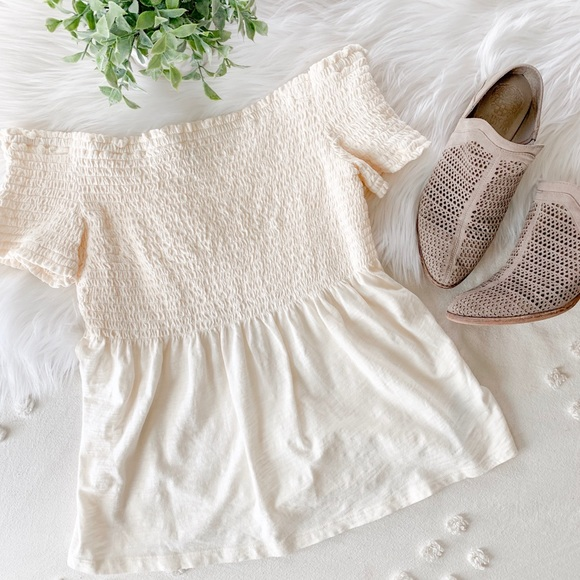 Old Navy Tops - Old Navy Smocked Top